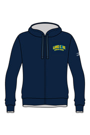 Lane Cove Swim Club Zip Hoodie
