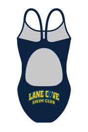 Lane Cove Swim Club T-Curl