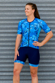 Maui Sleeve Tri Top