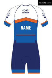 Corporate Custom Sleeve Tri Suit