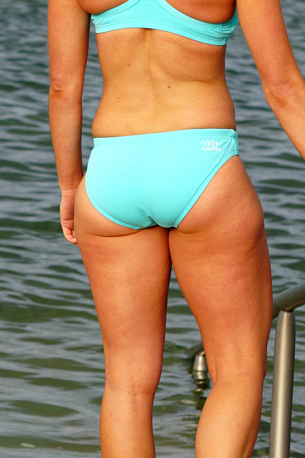 Mint Green Full Cut Bottom