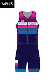 Men's NTC Zip Tri Suit