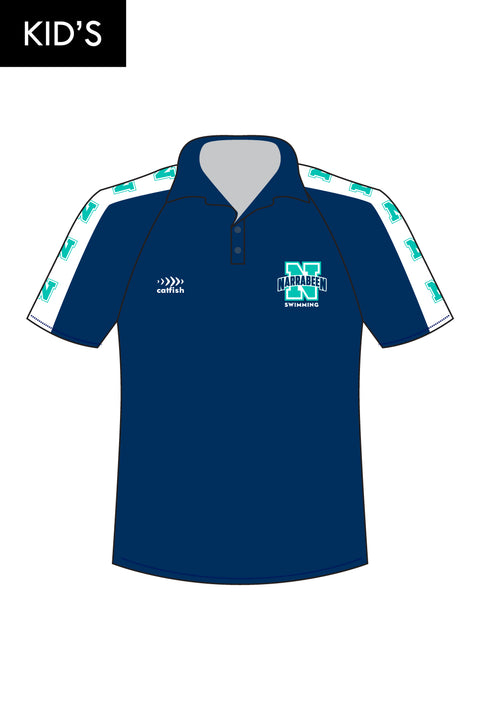Narrabeen Swimming Team Kid's Polo