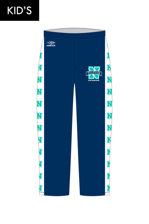 Narrabeen Swimming Team Tracksuit Kid's Pants