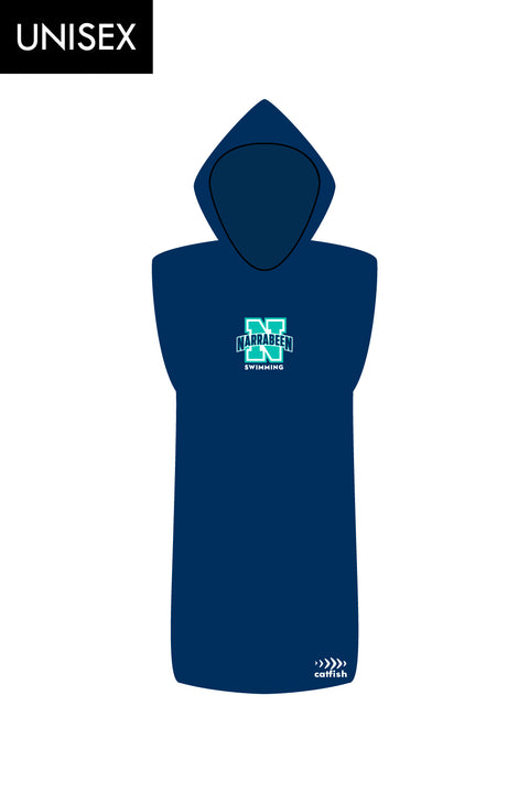 Narrabeen Swimming Team Hooded Towel