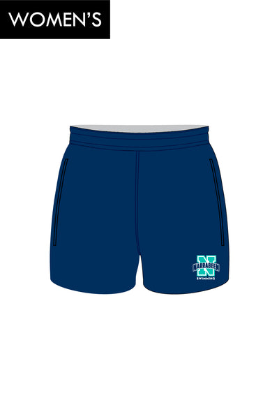 Narrabeen Swimming Team Women's Shorts