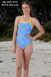 Pool Party T-Curl One Piece