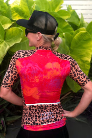 Renee X Catfish Superleggera Cycle Jersey