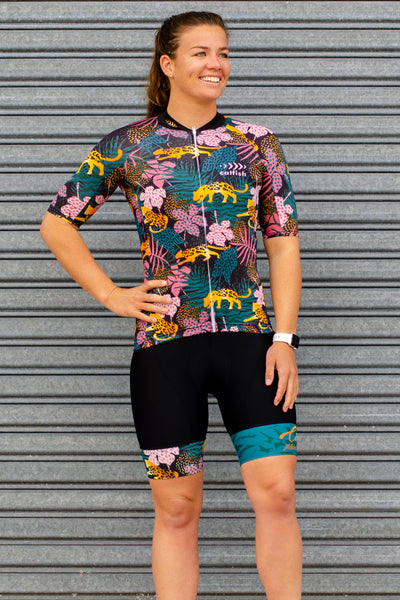 Rumble in the Jungle Superleggera Cycle Jersey