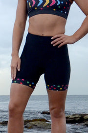 Shoot For The Stars Tri Shorts