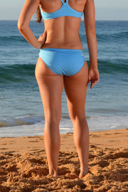 Sky Blue Full Cut Bottom