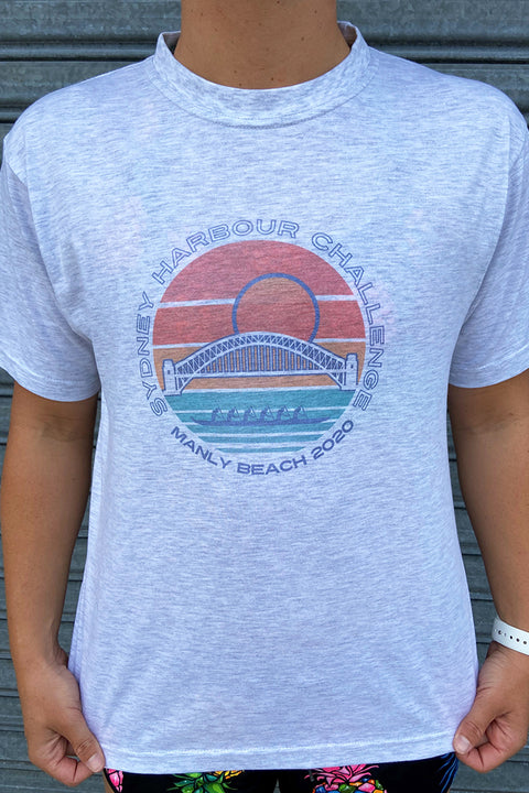 Sydney Harbour Challenge Event Tee - Sunset
