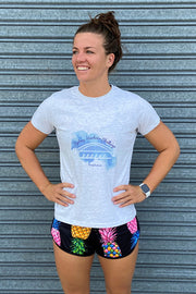 Women's Sydney Harbour Challenge Event Tee - Watercolour