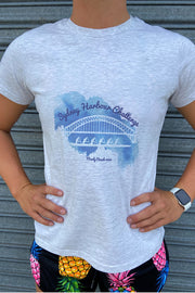 Sydney Harbour Challenge Event Tee - Watercolour