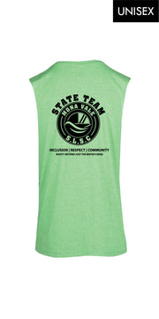State Mona Vale SLSC Muscle Tee