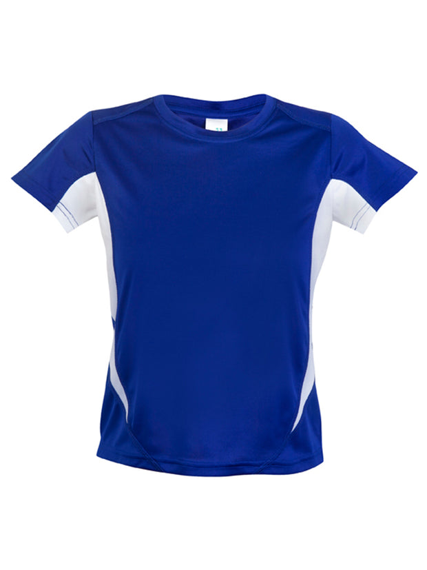Accelerator Cool Dry Sports Tee - Kids
