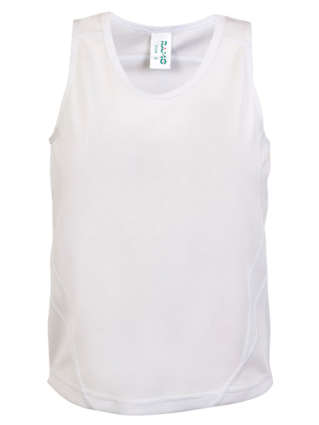 Accelerator Cool Dry Singlet - Kid's