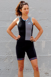Girl's Terry the Toucan Zip Tri Suit