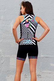 Terry the Toucan Women's Tri Top
