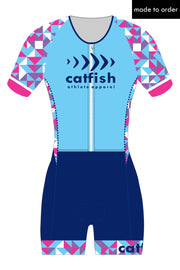 Women's Custom Aero Sleeve Suit