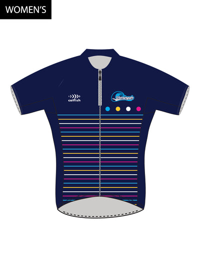 Women's WTC Cycle Jersey - Dots