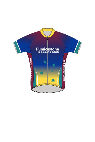 Pumicestone Tri Club - Kids Cycle Jersey