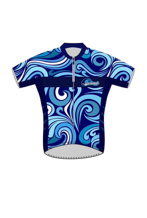 WTC Cycle Jersey - Swirl