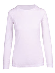 Greatness Heather Long Sleeve Tee - Women's