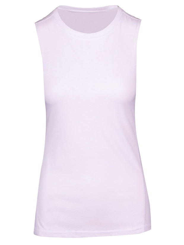 Greatness Heather Muscle Tee - Women's