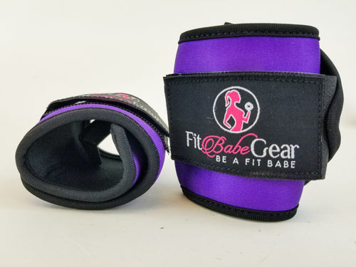 Purple - Wrist Wraps