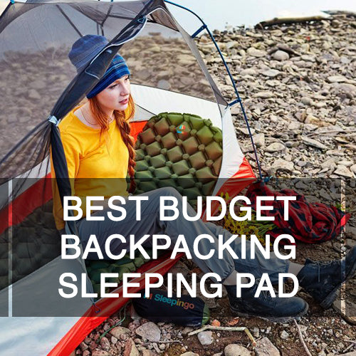 Best Budget Backpacking Sleeping Pad Under $50