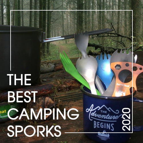 TOP 7 The Best Camping Sporks 2020