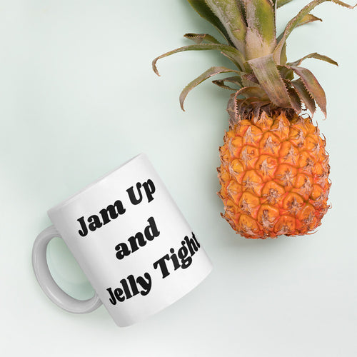 Jam Up and Jelly Tight Mug - Mr. Shazz