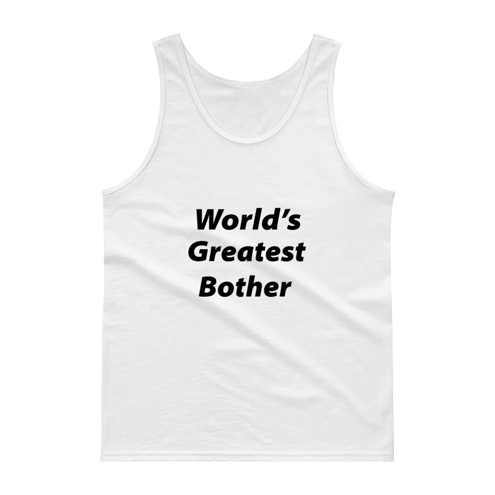World's Greatest Bother Men's Tank top
