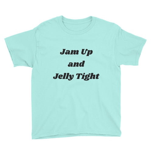 Jam Up and Jelly Tight Youth Short Sleeve T-Shirt - Mr. Shazz
