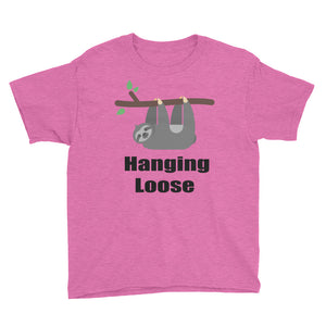 Hanging Loose Youth Short Sleeve T-Shirt