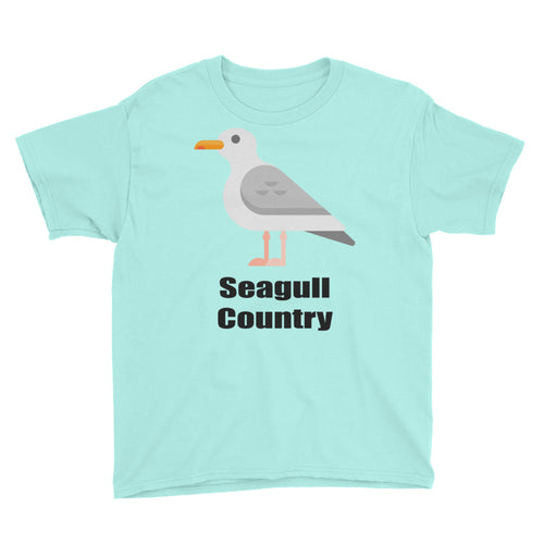 Seagull Country Youth Short Sleeve T-Shirt