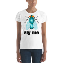 Fly Me Women's short sleeve t-shirt