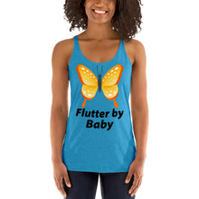Flutter By Butterfly Cute Women's Tank Top Also styles for the whole family