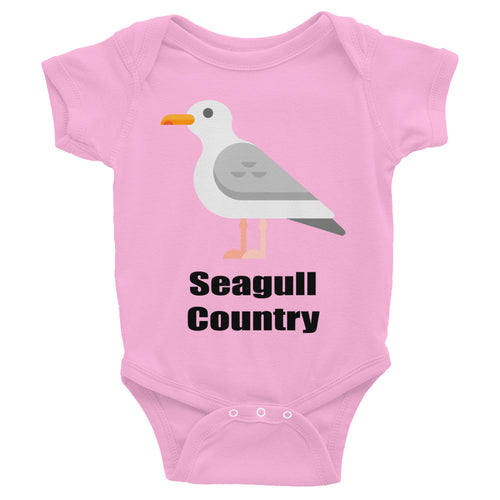 Seagull Country Infant Bodysuit