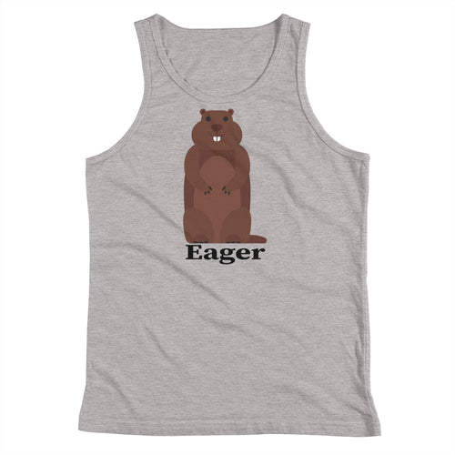 Eager Beaver Youth Tank Top
