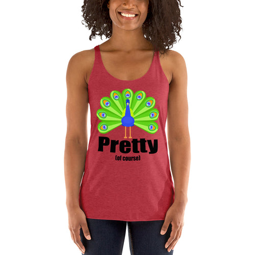 Ladies' Peacock T-shirt with