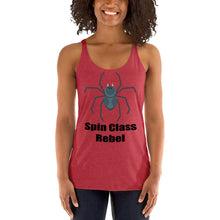 Spin Class Rebel Ladies' Tank Top