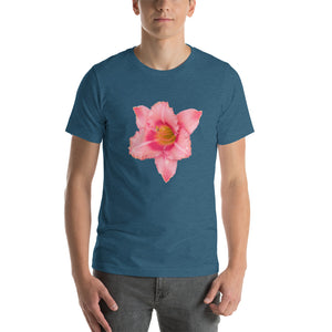 Blazing Pink Unisex T-Shirt - Mr. Shazz