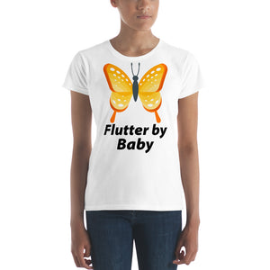 Flutter By Butterfly Women's short sleeve t-shirt Many sizes and styles for the whole family