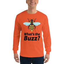 What's the Buzz Men's Long Sleeve T-Shirt