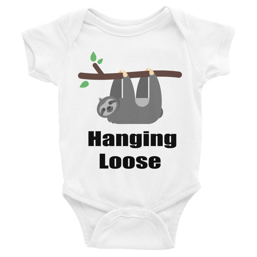 Hanging Loose Infant Bodysuit