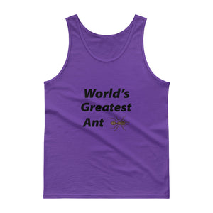 World's Greatest Ant Men's Tank top