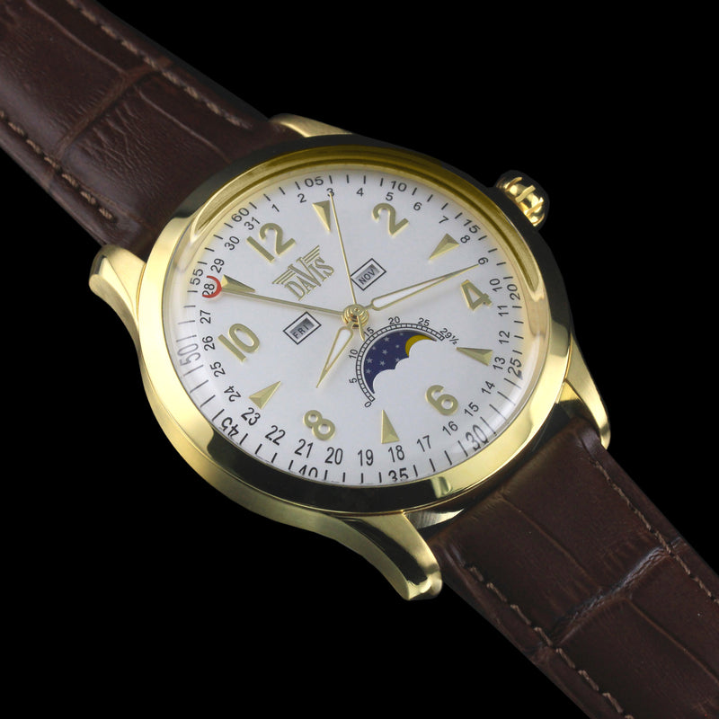 Montre Phase de Lune 1509