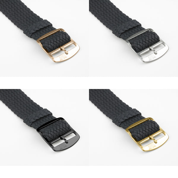 Bracelets Montre Perlon 22mm
